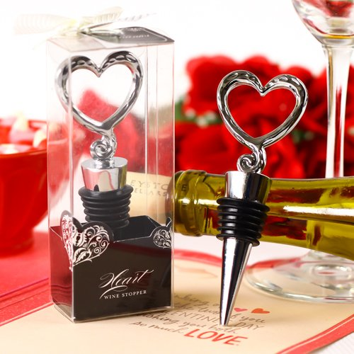 Heart Wine Bottle Stopper