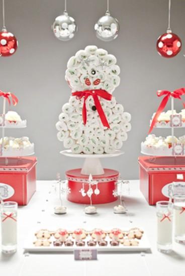 diaper-cake-santa