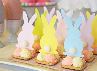Easter Baby Shower Ideas