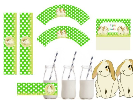 easter-printable Easter Baby Shower Ideas