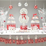 Fabulous Christmas Baby Shower