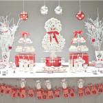 Fabulous Christmas Baby Shower