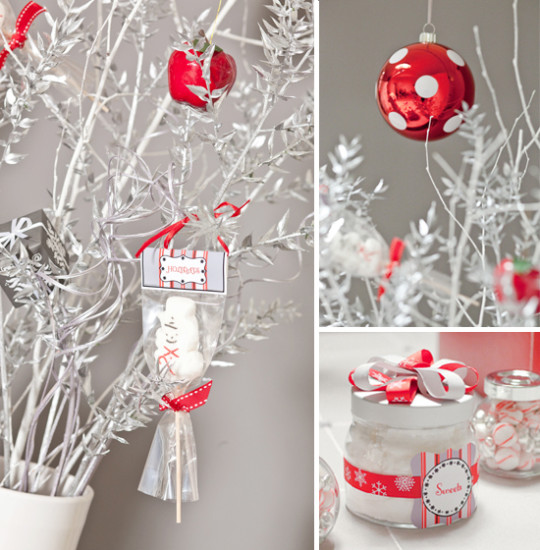 fabulous-christmas-themed-baby-shower-decor