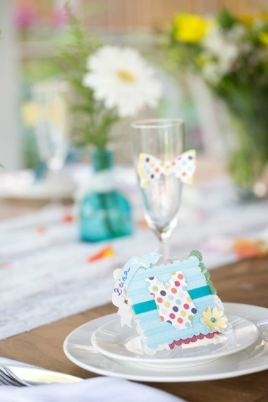 gorgeous-baby-boy-shower-decorated-glass
