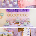 Lavender & Lace Butterfly Party
