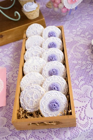 lavender-lace-butterfly-party-ideas-perfect-for-baby-shower-ideas-lace-cookies - Copy