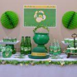 St Patrick's Baby Shower – Little Shamrock