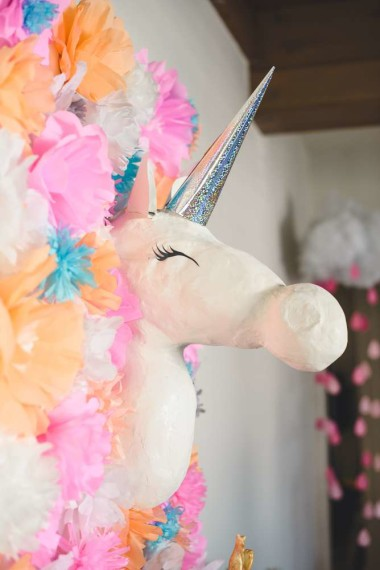 Unicorn Baby Shower Theme ideas horse inspired