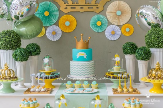 little-prince-crown-baby-shower-in-olive-mint-gold
