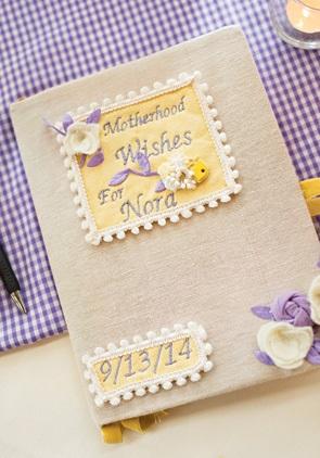motherhood wishes book