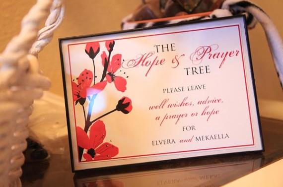 hope and prayer tree