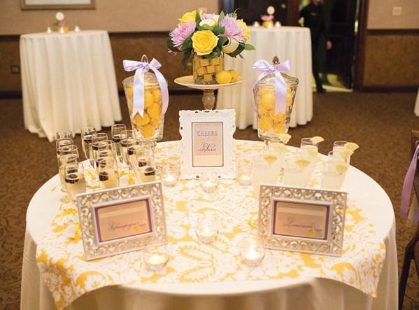 sweet-lemon-lavender-baby-shower-drink-station