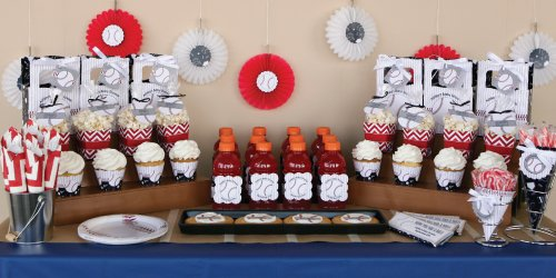 Batter Up - Baseball - Baby Shower Theme