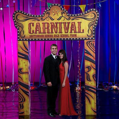 Carnival Entrance