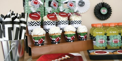 Football Themed Baby Shower Ideas