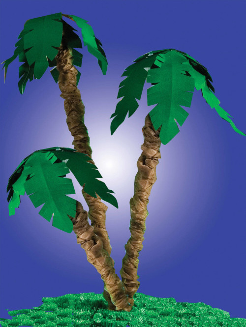 Gossamer Palm Trees