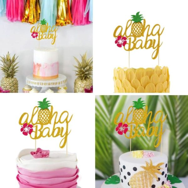 pineapple-cake-toppers-aloha-baby-shower-1