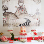 Queen of Hearts Baby Shower