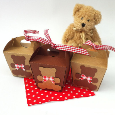 Teddy Bears Picnic Mini gift boxes