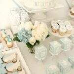 Sweet Baby Blocks Baby Shower