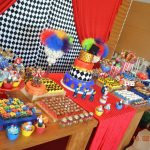 Circus & Carnival Themed Baby Shower Ideas