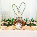 Desert & Rose Inspired Celebration