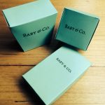 DIY Tiffany Favor Boxes