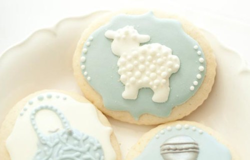 little-lamb-baby-shower-cookies