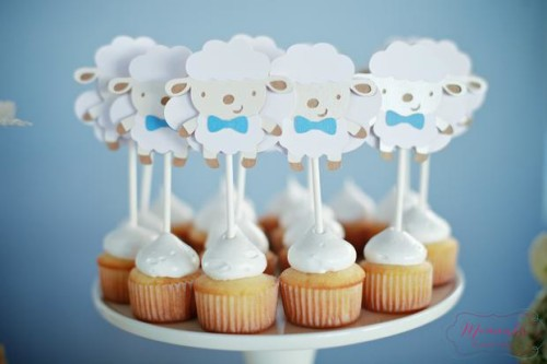mini-cupcakes-the-lord-is-my-shepherd-baby-shower
