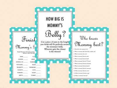 Turquoise-Polka-Dots-Baby-Shower-Game-Who-knows-Mom-best-Who-knows-mommy-Best-How-well-do-you-know-mommy-Baby-Shower-Games-TLC29