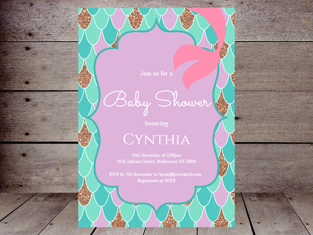 editable-mermaid-baby-shower-invitation-printable