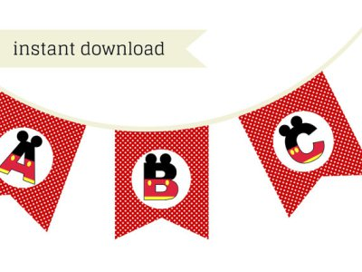 red-mickey-mouse-party-banner