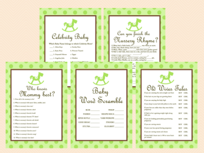 Green-Baby-Shower-Games-gender-neutral-baby-shower-games-gender-Reveal-rocking-horse-Baby-Shower-Games-Printables-lime-Baby-Shower-TLC27