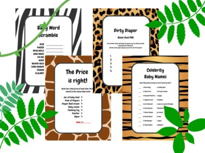 Jungle-baby-shower-games-safari-baby-shower-games-boy-baby-shower-games-girl-baby-shower-games-celebrity-baby-names-price-is-right-game