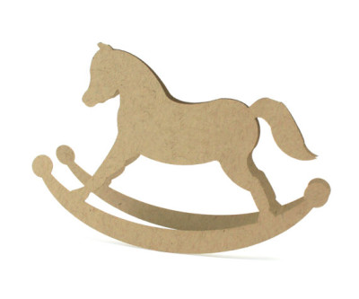 Rocking Horse Place Cards