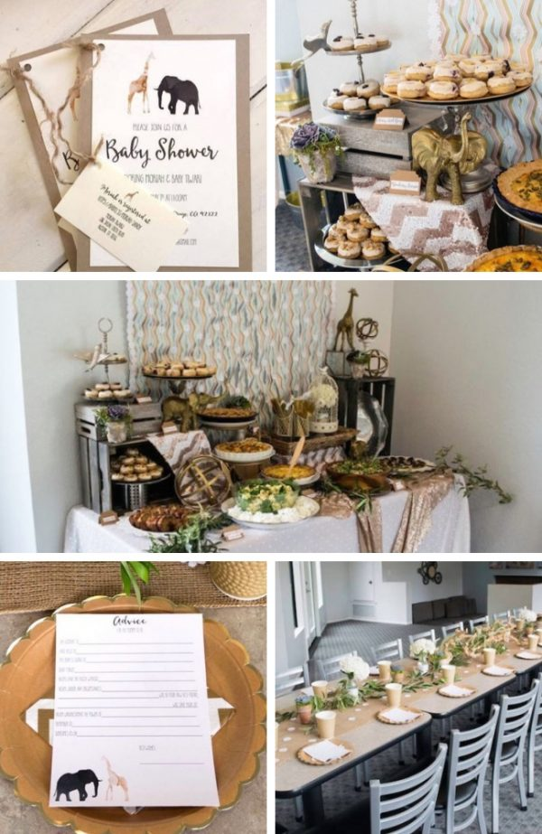 Zoo Baby Shower photos