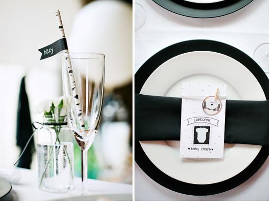 black-and-white-baby-shower-birch-paper-straws