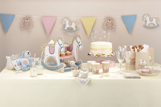 rocking horse baby-shower-ideas, rock a bye baby