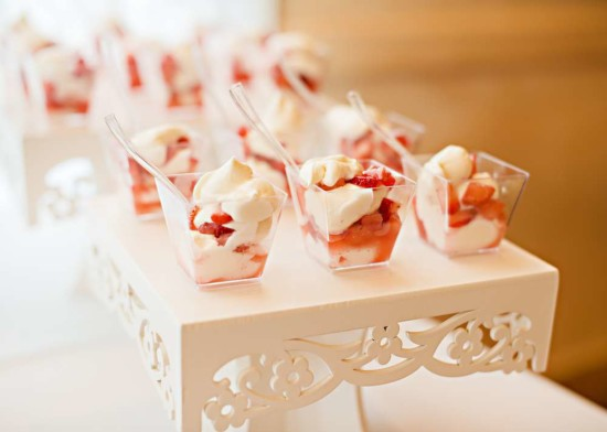 Vintage White Baby Shower food ideas and treat ideas