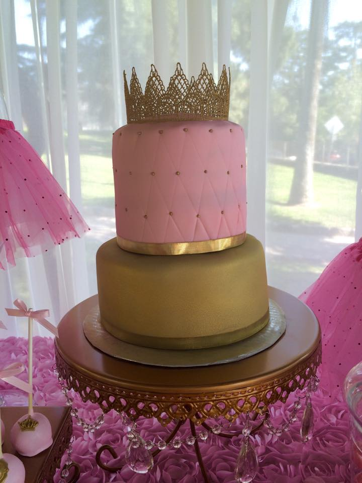 Tutu and Tiara Baby Shower Baby Shower Ideas 4U