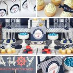 Ahoy! Nautical Baby Shower