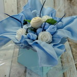 Gift Ideas: Baby Clothes Bouquet