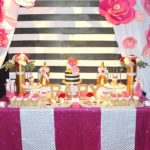 Kate Spade Inspired Baby Shower