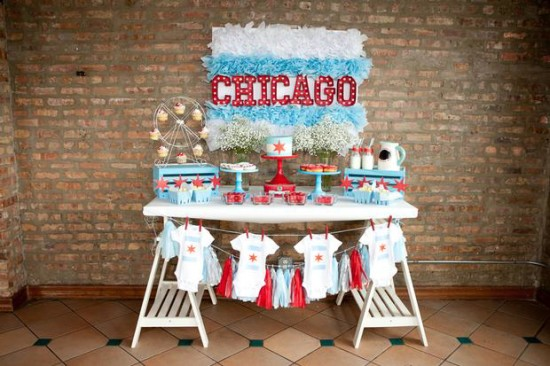 Chicago Baby Shower ideas