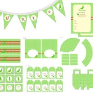 free Peas in a Pod Baby Shower Pack