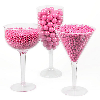 Pink - Round Party Candy Kit