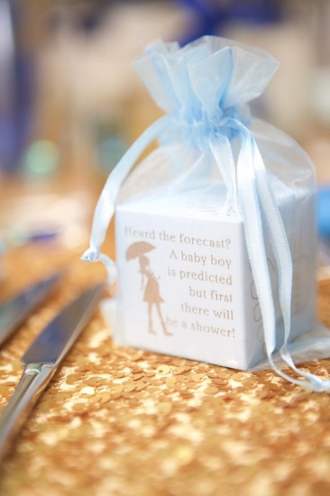 Royal Prince Baby Shower favor box, baby boy is predicted but first there will be shower