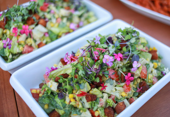 Sprinkle Baby Shower food salad