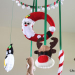 Christmas Baby Nursery Inspirations
