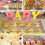 Despicable Me Baby Shower